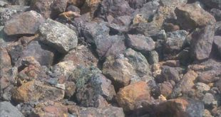 lump iron ore price