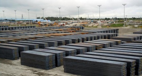 iran carbon steel slab export prices chart 2019