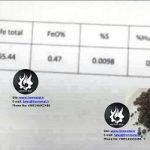 price of sponge iron fines high purity