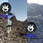 shredded iron scrap buy