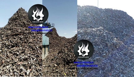shredded steel scrap isri 211
