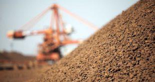 world iron ore prices today