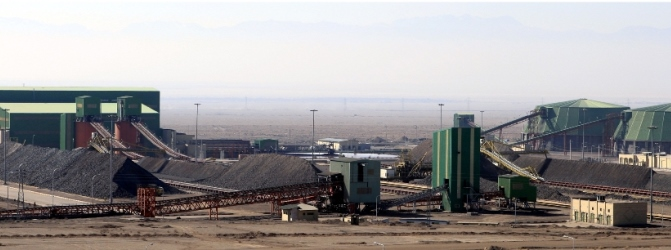 iran central iron ore co. (bafgh)