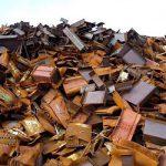 heavy iron scrap price
