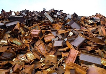 heavy iron scrap price