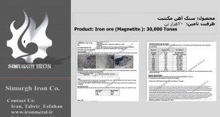 iron ore platts price today - Iron Ore 62% Fe - Simurgh iron company