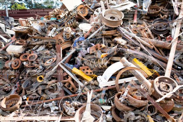 Affordable prices for scrap iron per kilo