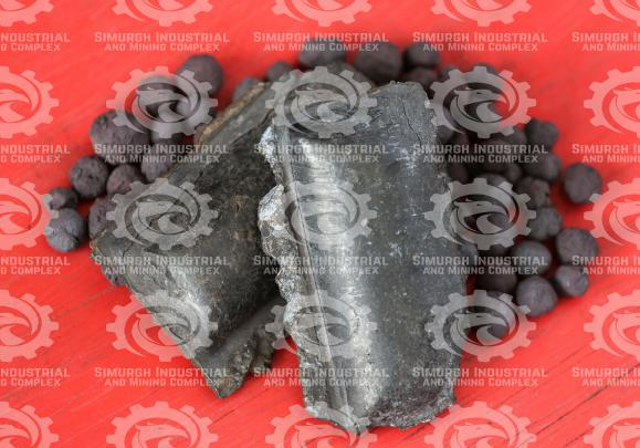 How are iron ore pellets made?