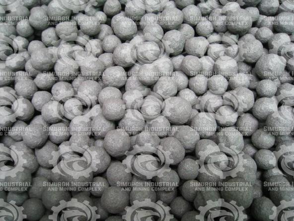 Iron ore pellets major specifications